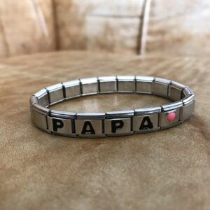 Bracelet italien Mate prénom